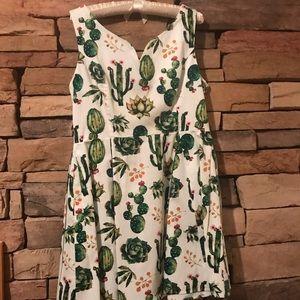 ModCloth dress with pockets